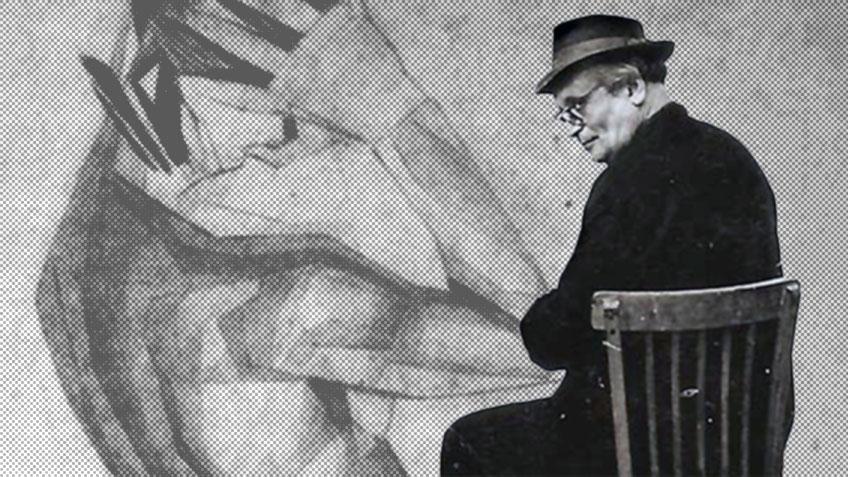 Валерій Гегамян в період роботи в Одесі - фото коллаж