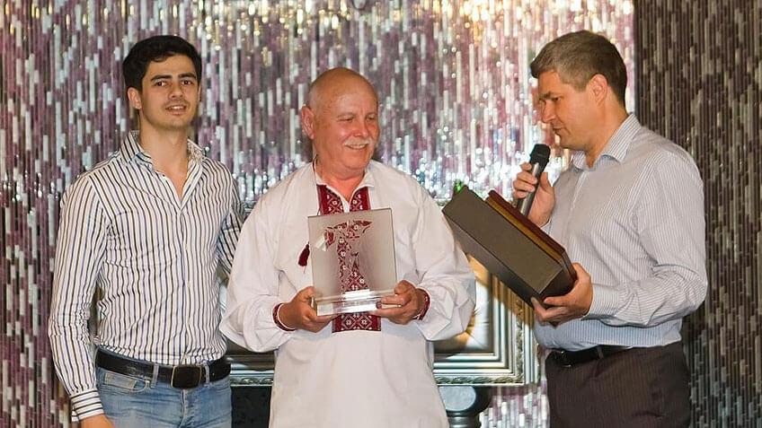 Владимир Слепченко - лауреат премии 2019