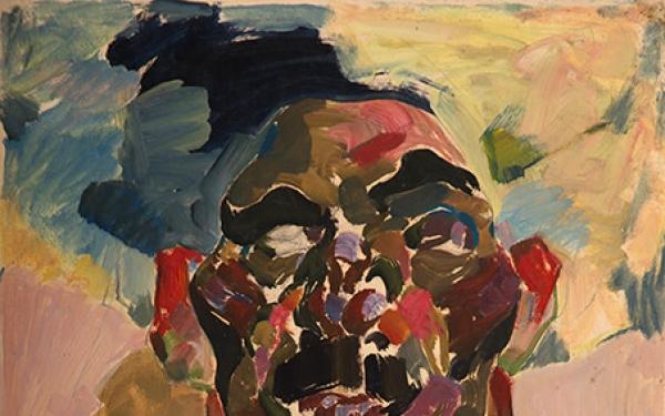 Фотографія картини Валерія Гегамяна #121 «Голова в папасі»
