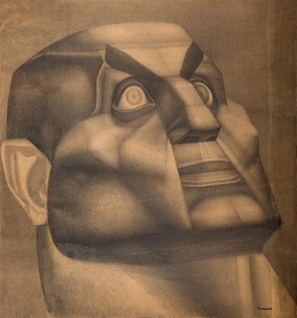 Малюнок Валерія Гегамяна #185 «Образ I»  фото